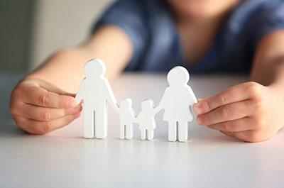 Hilfe zur Erziehung / Familientherapie